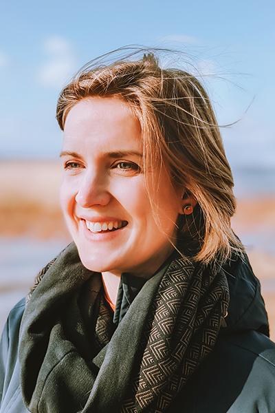 portrait photo of Jillian Witt