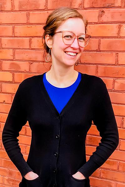 portrait photo of Katharine Zywert