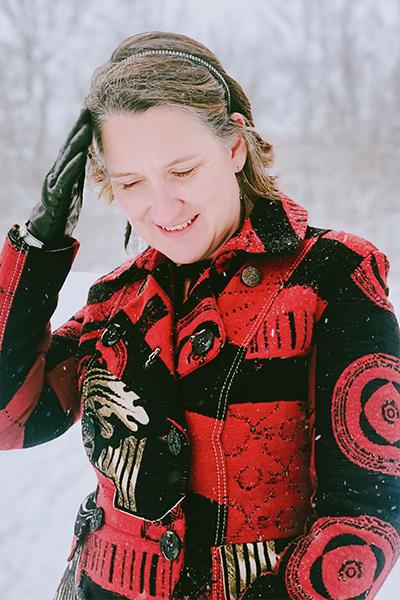 portrait photo of Tanya Darisi